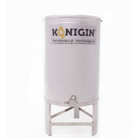 Honey tank 100l- integrated stand